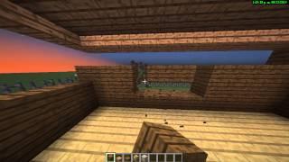 | Minecraft | Construccion de una casa | Musica | ©