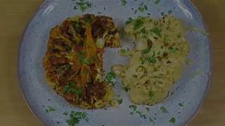 How to make cauliflower steaks two ways