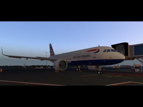 X Plane 11 - What a GTX 1080 can do!