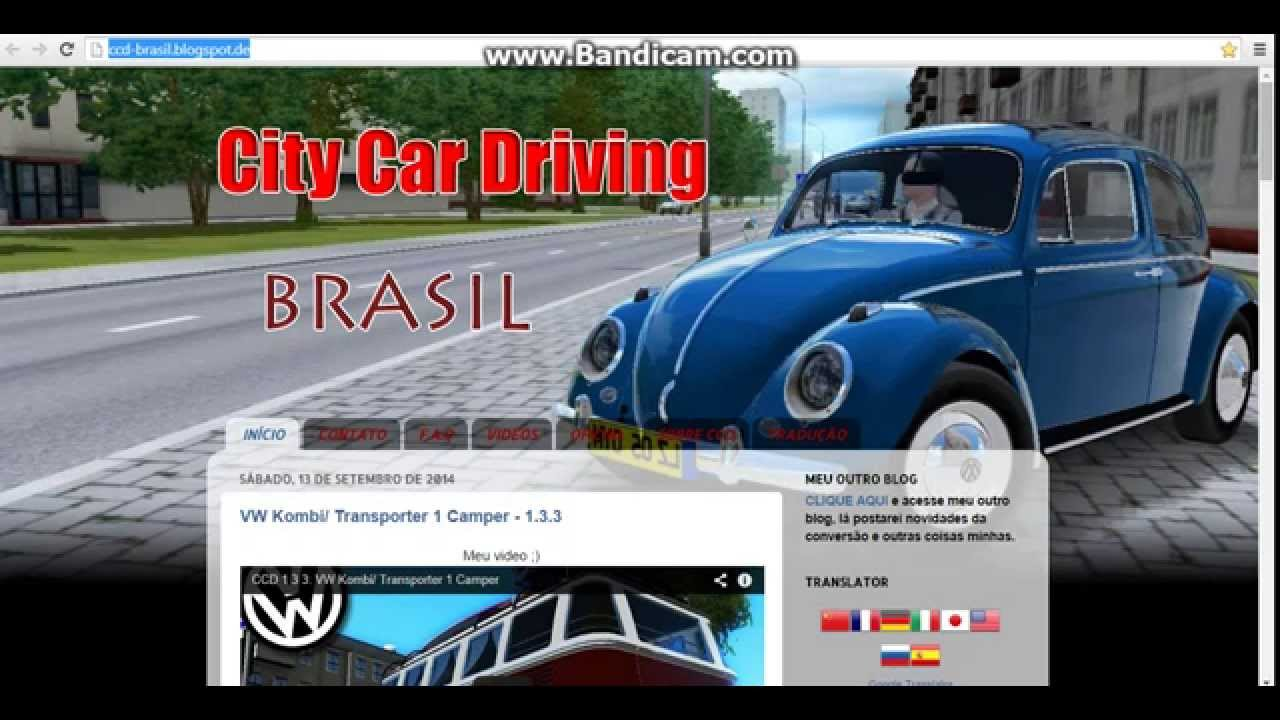 How To Install Mod Car City Car Driving 1 2 2