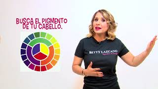 Aprende a quitar colores FEOS del cabello con la estrella de color. Learn to remove UGLY colors