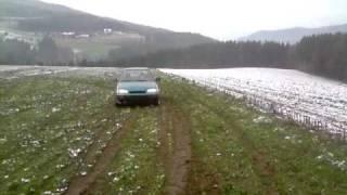 Subaru Justy 4x4 und Ich