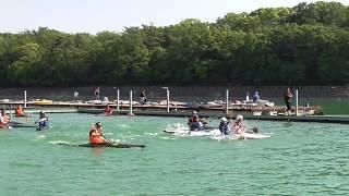 canoe_polo 2017保田ヶ池カップ 対チキン《後半》