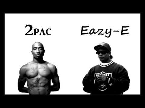 The Party Underway - Tupac vs Eazy E
