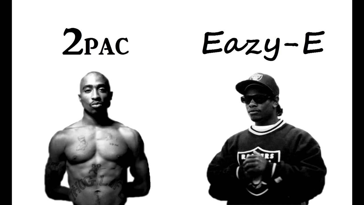 eazy e и 2pac были знакомы