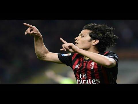 Gol de Matías Fernández / Milán Vs Genoa - 2017 | HD