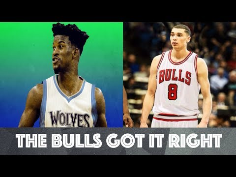 Why Bulls Fans Should Be Happy About The Jimmy Butler Trade
