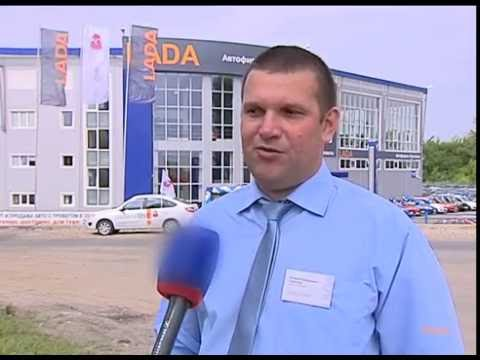 "50 лет LADA в АВТОФИРМА ""СВЕТЛАНА"""