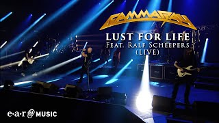 """Gamma Ray """"Lust For Life"""" feat. Ralf Scheepers - New album """"30 Years Live Anniversary"""" out Sep 10"""