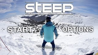 STEEP SNOWBOARDING IN REAL LIFE!