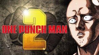 2ª temporada de one punch-man chegando e deu ruim!