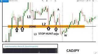 Webinar by Mark English on Bank Traps and Peaks