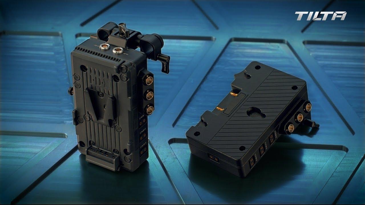 Tilta Universal Battery Plate - V Mount