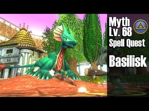 Wizard101 Myth Lv58 Demonstration Spell Quest Demonstration Of Spell