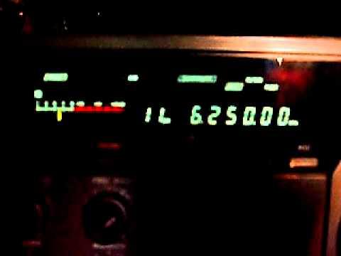 6 250 Radio Nacional Guinea Equatorial Malabo