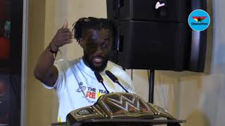 2019 AFCON: Kofi Kingston optimistic Ghana will win trophy