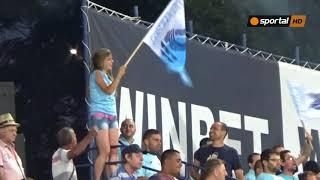 Феновете на Дунав срещу Левски