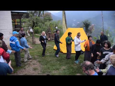 2015 Bhutan Village