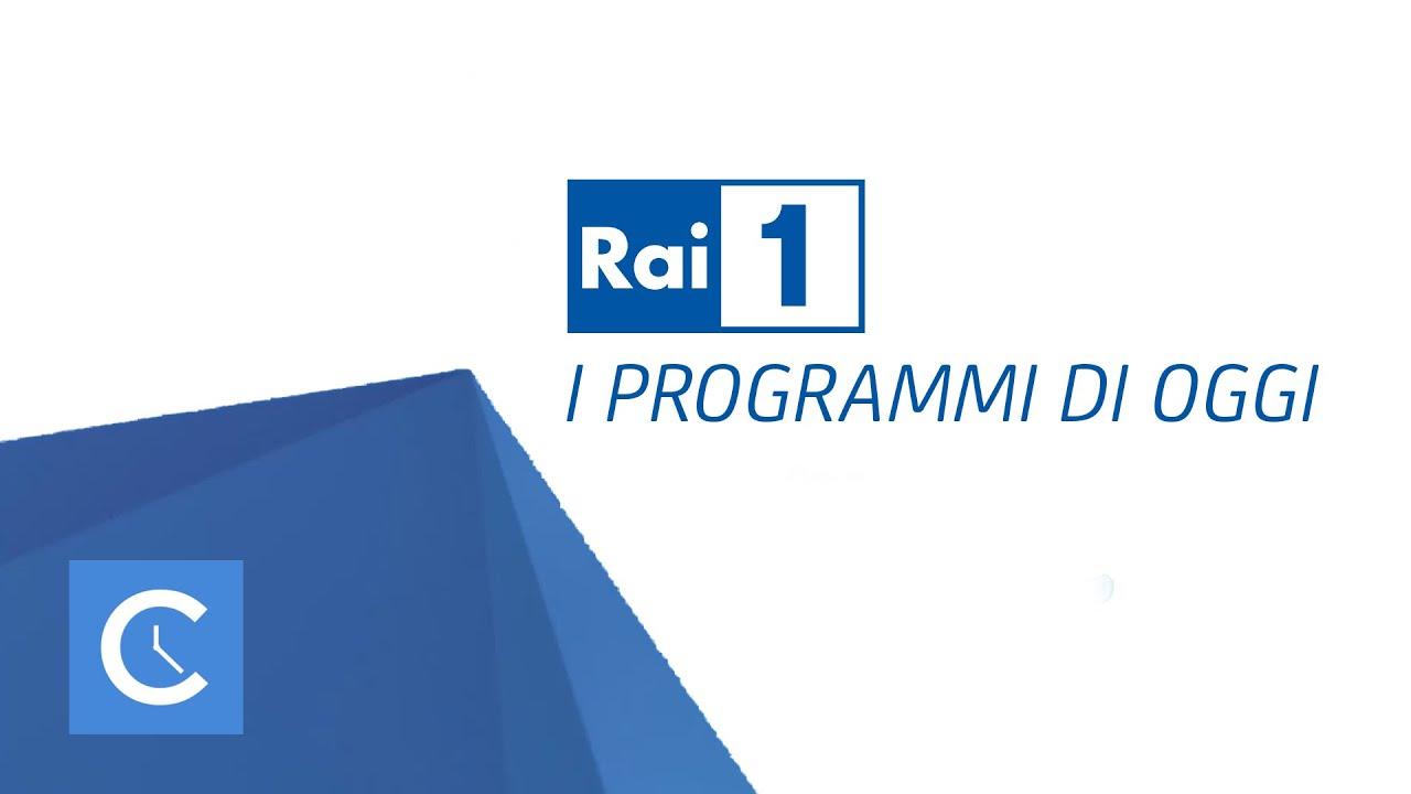 rai 1 i programmi di oggi maggio settembre 2016 youtube