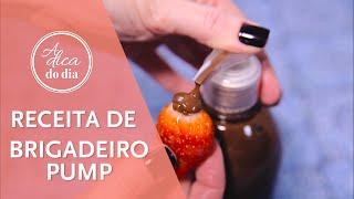 RECEITA DE BRIGADEIRO PUMP