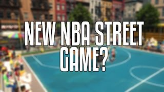 NEW NBA STREET GAME! BETTER THAN PARK? 3 ON 3 BASKETBALL GAME!
