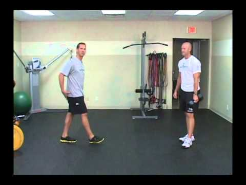Asymmetrically Loaded Exercises - Personal Health & Fitness TV