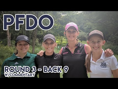 2017 PFDO - Cat Allen, Paige Pierce, Sarah Hokom, Lisa Fajkus - Rnd 3 Final 9