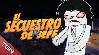 MINECRAFT: LA VENGANZA DE JANE THE KILLER - (El secuestro de Jeff)