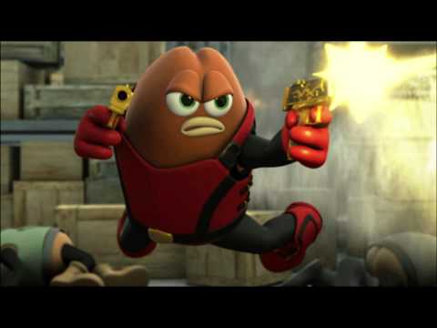 Killer Bean Forever - OST - Wrong Place ( Justin R. Durban)