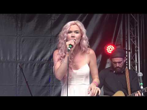 Gay Pride Exeter 13th May 2017. Main Stage part  7 Joss Stone