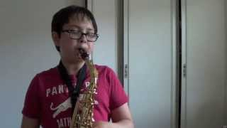"How To Play ""Careless Whisper"" On Alto Saxophone"