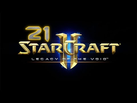 StarCraft II: Legacy of the Void #21 - Revanskar - Atak Templariusza cz.2/2 (Gameplay PL)