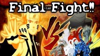Download Video Naruto Shippuden: Ultimate Ninja Storm 3   Naruto vs Jinchuuriki's and Tobi Final Fight MP3 3GP MP4