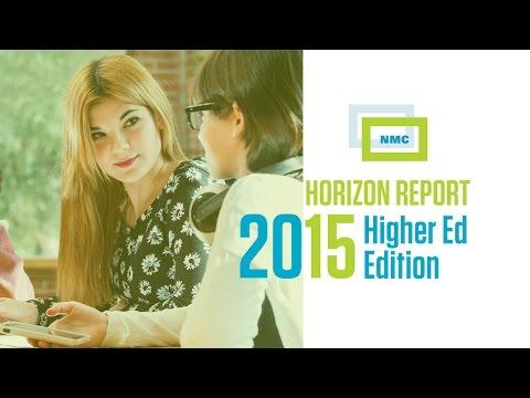 NMC Horizon Report :: 2015 Higher Education Edition