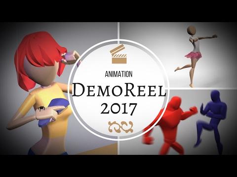 Animation DemoReel 2017