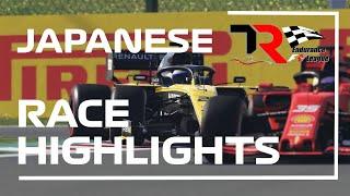TREL 2019 🏁 R17 JAPONYA GP