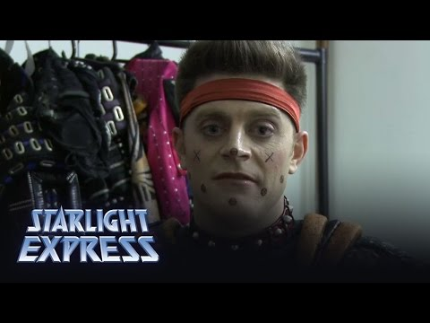 Costumes - Behind the Scenes | Starlight Express