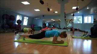 Табата 17. Функциональная тренировка для дома.Домашний фитнес.