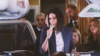 Laura Pausini presenta Fatti sentire