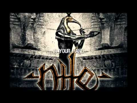 NILE - The Fiends Who Come to Steal the Magick of the Deceased (OFFICIAL LYRIC VIDEO)