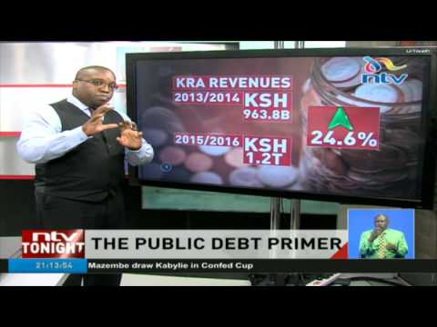 Kenya's public debt and what it means for the taxpayer