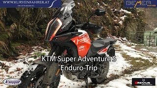 Endurotrip with KTM 1290 Super Adventure S by Kurvenfahrer.at