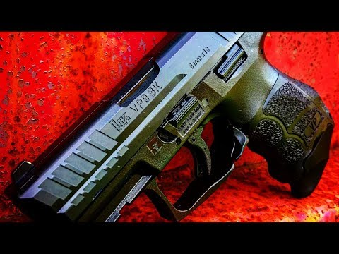 HK VP9SK 1000 Round Review and Torture Test