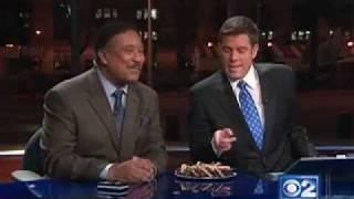 Illinois Nut & Candy's Peanut Butter Bark (feat. On Cbs 2 News W. Steve Baskerville)