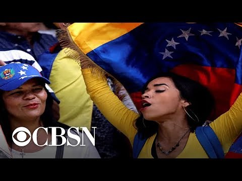 Venezuela marks Youth Day as many continue to protest President Maduro