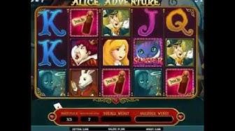 ALICE ADVENTURE +BONUS GAME! +BIG WIN! online free slot SLOTSCOCKTAIL isoftbet