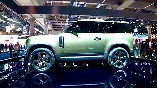Новый Land Rover Defender. Выглядит ОЧЕНЬ КРУТО, но как поедет?