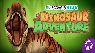 Discovery Kids Dinosaur Puzzle & Play - Best App For Kids - iPhone/iPad/iPod Touch
