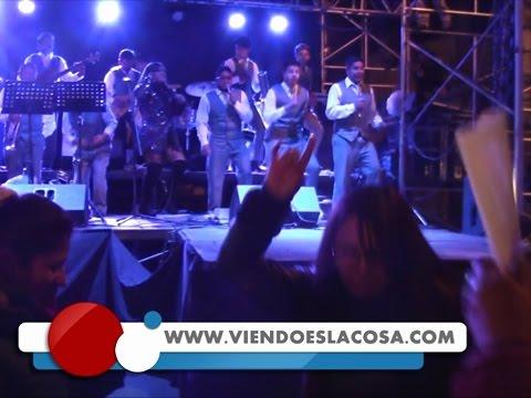 VIDEO: SONORA SANTA ELENA  - Show En Vivo Velada 2015 Transporte Pesado  -  WWW.VIENDOESLACOSA.COM