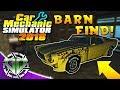 Car Mechanic Simulator 2018 :  Barn Find, Test Track, & Dodge Challenger! (PC)